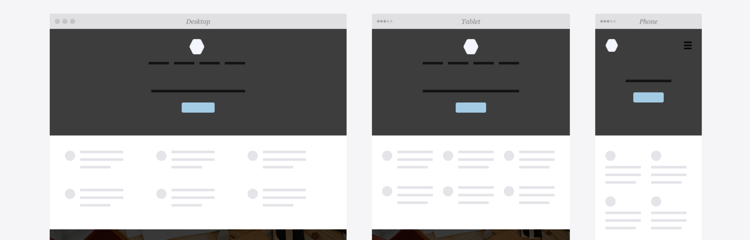 To wireframe, or not to wireframe, that is the question