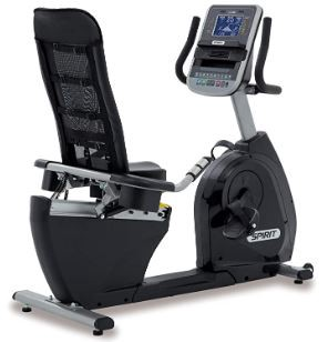 Spirit Fitness XBR95 (Best Recumbent Bicycle for Touring)