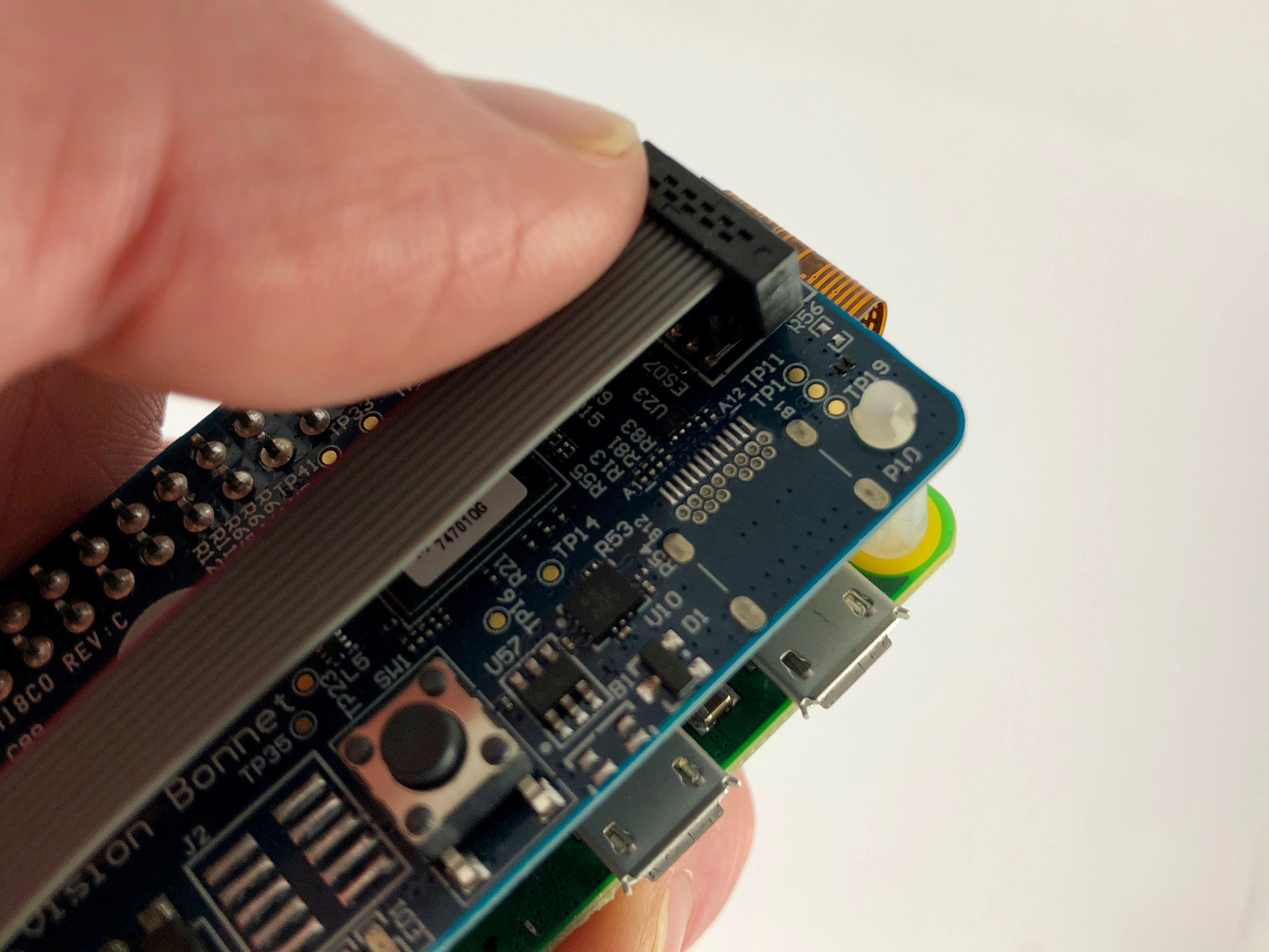 Hands on with the AIY Projects Vision Kit - Alasdair Allan