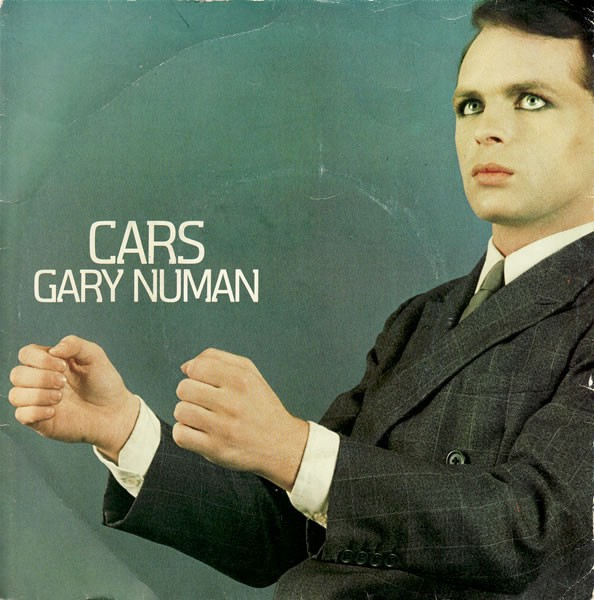 It Took Gary Numan 30 Minutes To Write Cars By Gino Sorcinelli Micro Chop Medium