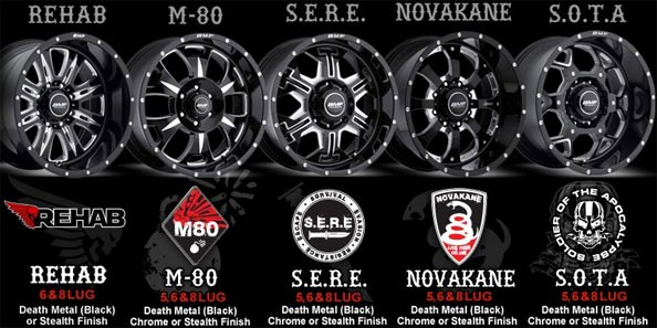 Best Off Road Wheels >> How To Select The Best Off Road Wheels For Your Beast