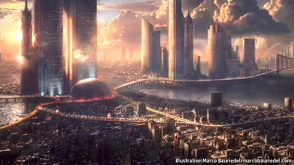 4 Megatrends in the World of 2030 - SOSV: Inspiration from