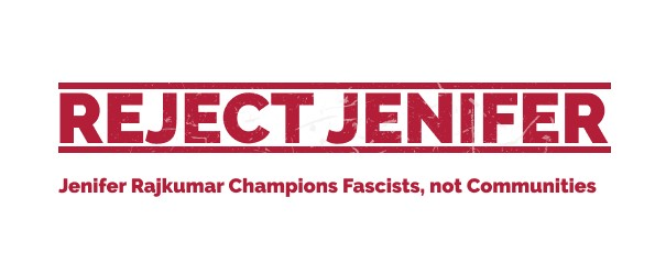 Jenifer Rajkumar Champions Fascists Not Communities Rejectjenifer By Queensagainsthindufascism Medium