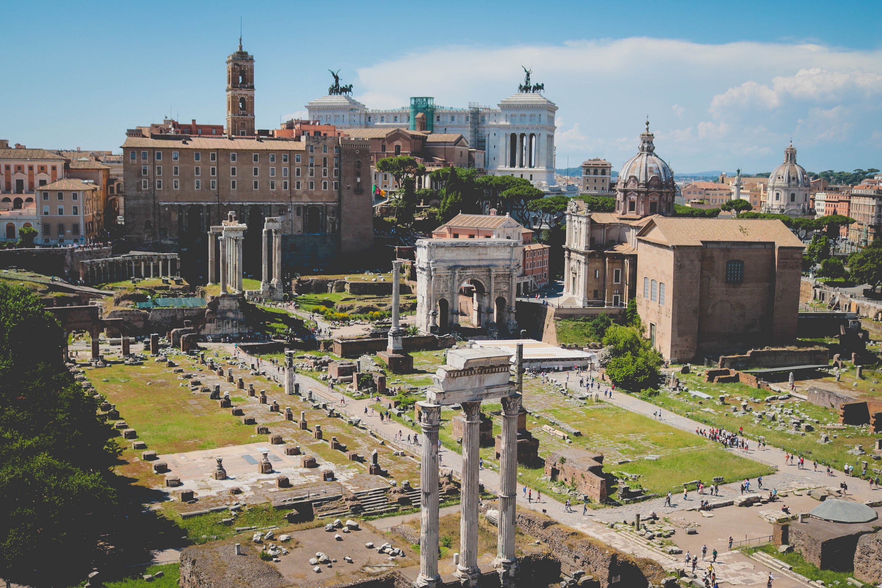 Why The City Of Rome Still Stands Today | by Cody Trusler ...
