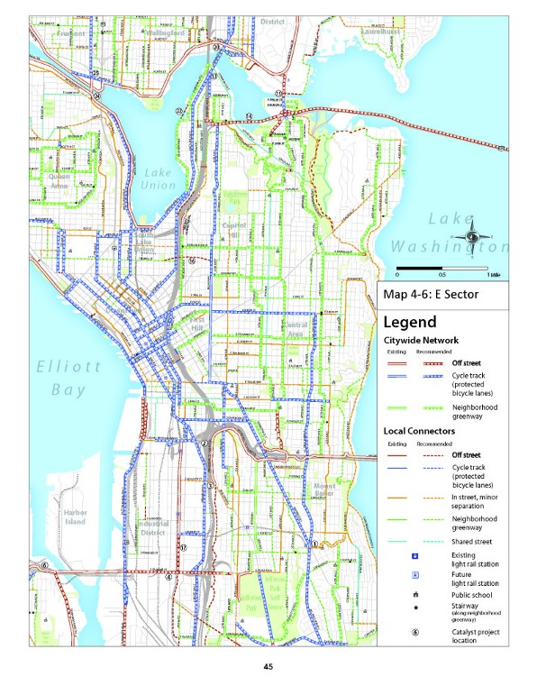 Creating a Great Bike Network Map - Alta Planning + Design on