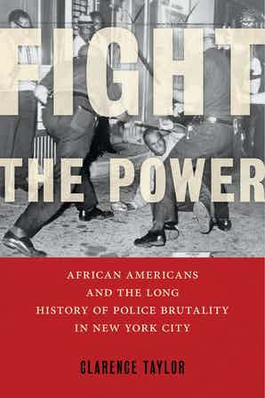 Book cover for Fight the Power by Clarence Taylor