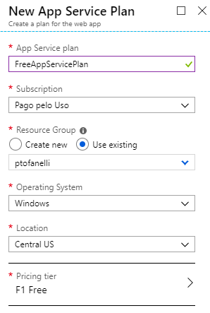 Xamarin Forms: REST API cloud database using Azure Easy Tables
