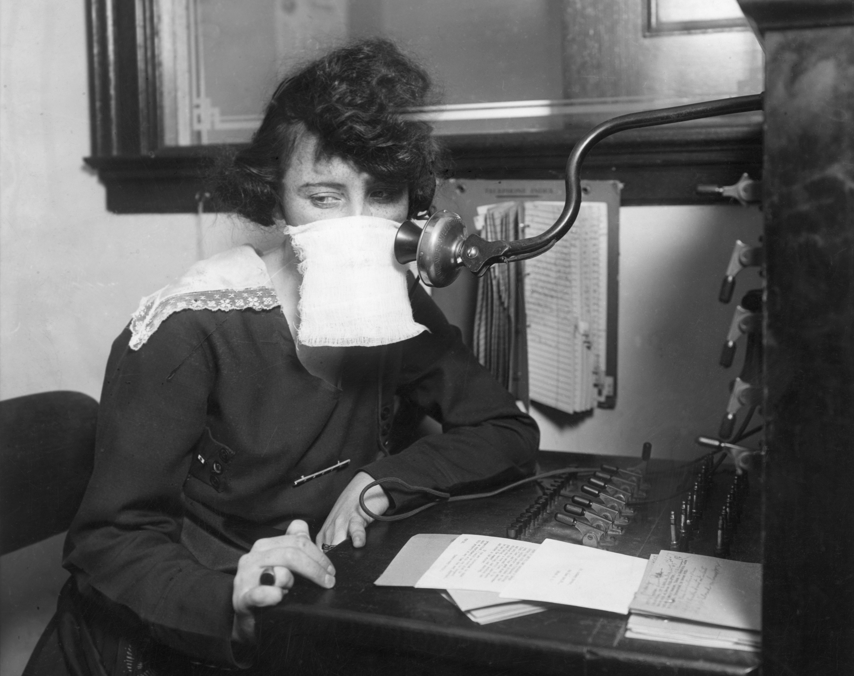 How the Telephone Failed Its Big Test During 1918's Spanish Flu Pandemic | by Fast Company | Fast Company | Medium