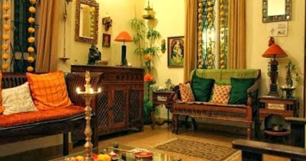 8 Steps Elements For Traditional Indian Interiors
