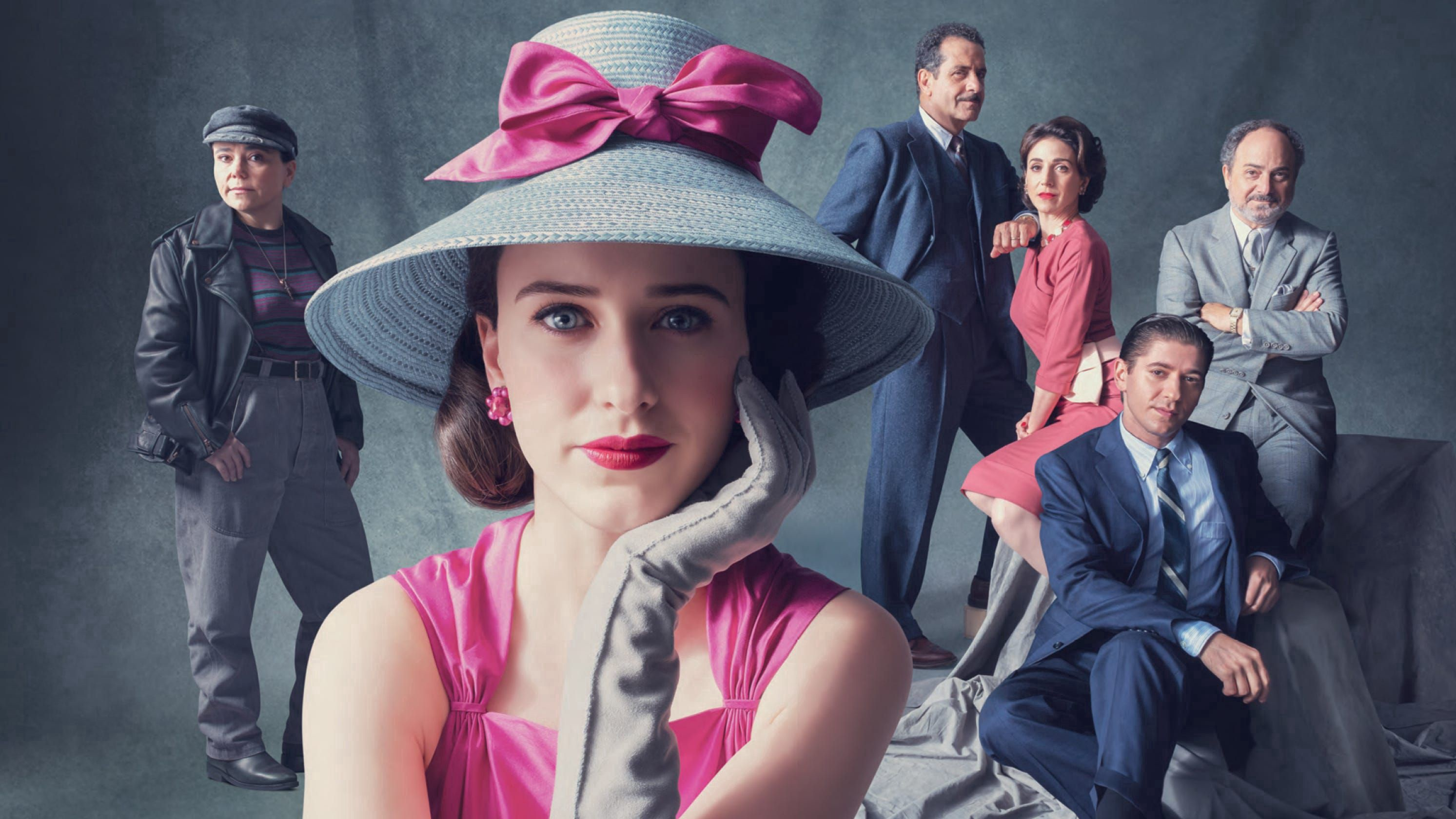 Por qué ver 'The Marvelous Mrs. Maisel' | by Sally | Pretextos y ...