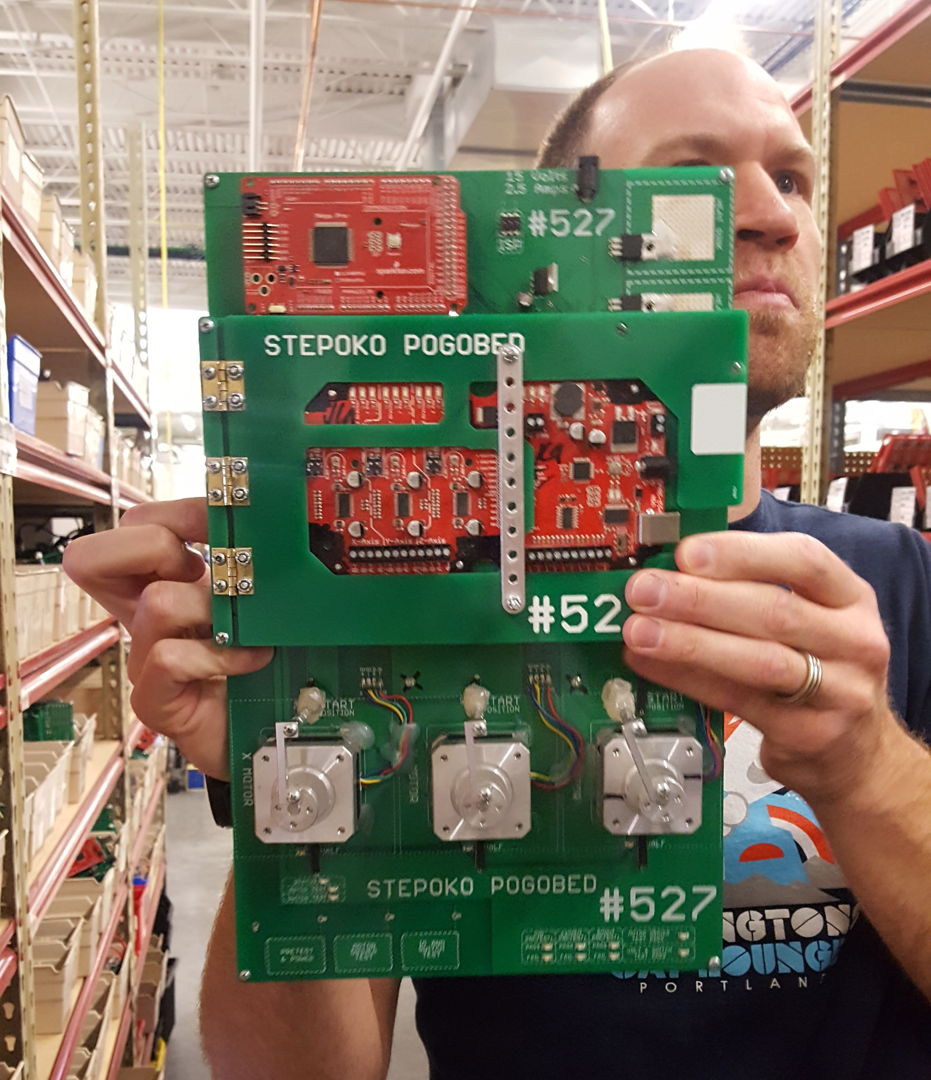 Tours of Sparkfun and Aleph Objects - Charles Guan - Medium