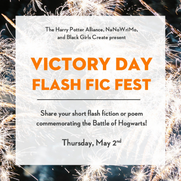 This Week in Wizard Activism: Celebrate Victory Day With Us!