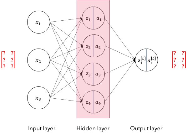 Using the right dimensions for your Neural Network