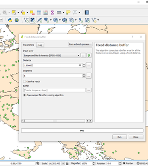 From QGIS to Blender: Visualizing and Creating Georeferenced 3D models