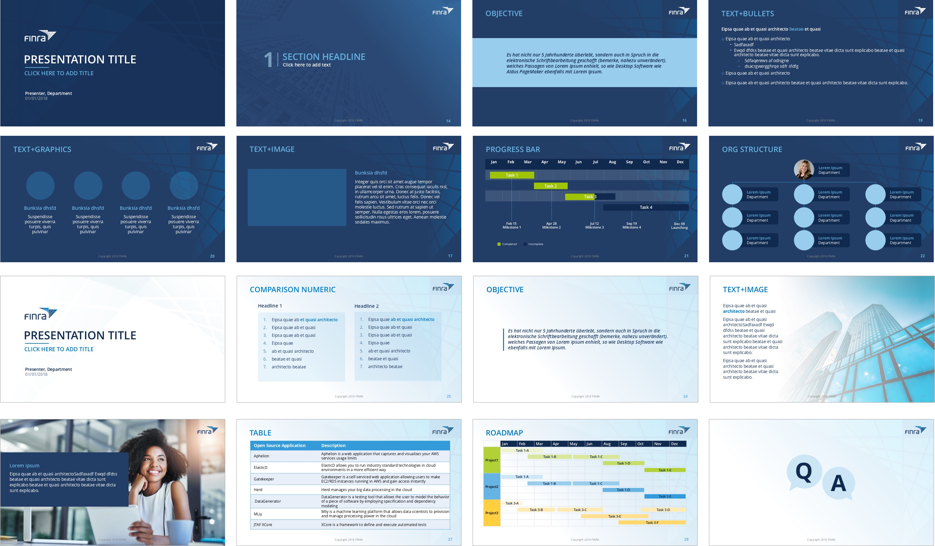 When A Powerpoint Template Meets Ux By Ivy Lin Ux Collective
