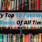 My Top Ten Favourite Books Of All Time