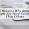 5 Reasons Why Some People Are More Creative Than Others