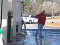 Commercial Pressure washing College Park gas stations in Georgia