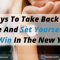 5 Ways to Take Back Your Time and Set Yourself Up to Win in the New Year