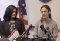 Iranian-American Negah Hekmati speaks about her expericne being held at the border with her two small children for 5 hours.