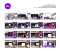 A grid of video thumbnails of Qtv, which show Qianqian Ye on the right side of the frame, with her computer screen shown.