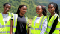Female apprentices from East Africa