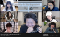 A thumbnail of a popular YouTuber, DisguisedToast, playing Among Us with his friends on a video call.
