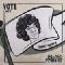 Image of Shirley Chisolm, one of our inspirations to vote like a Black feminist.