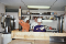 ChowNow CEO Chris Webb and childhood friend, Chef Preston Clark, working in the Hay-Adams hotel kitchen in 1992.