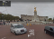 Buckingham Palace, viewed from Google Maps