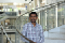 Portrait of Siddarth Kaki in the Engineering Education Research Center at UT Austin.