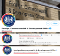 Screenshot of the Twitter, Instagram and Facebook accounts of the UK Foreign Commonwealth and Development Office