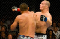 Dan Henderson knocking out Michael Bisping at UFC 100