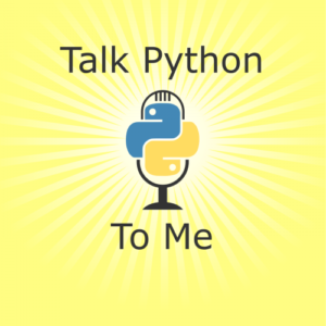 talk python to me podcast logo
