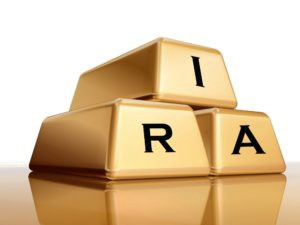 gold ira rollover image