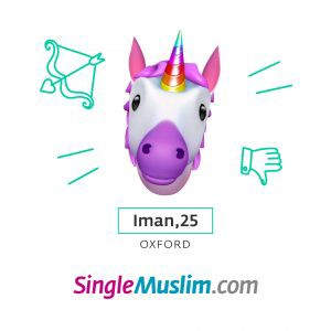 Animoji comes out at as Single Muslim looking for love in new viral
