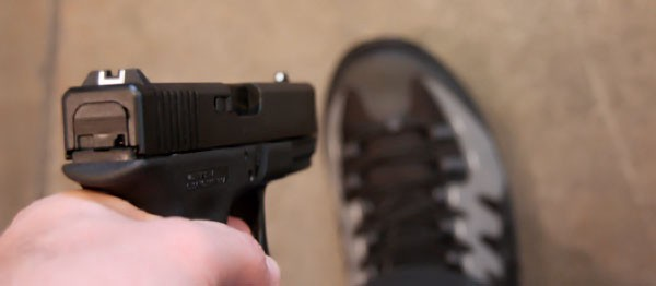 Hey! Don't shoot yourself in the foot   by Grace Adewumi   Medium