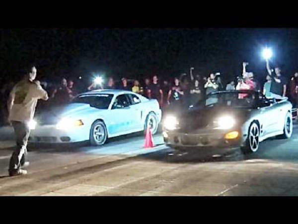 Street Race Cars >> Driverless Cars Getting Embroiled Into Street Racing Pedal