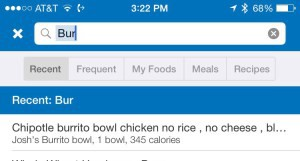12 Quick Tips for Success With MyFitnessPal - Intention