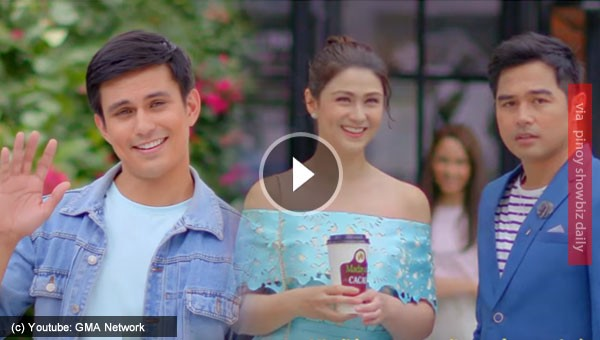Watch: GMA7's I Heart Davao teaser starring Tom Rodriguez