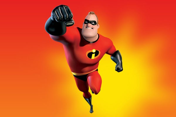 Great Characters Mr Incredible The Incredibles By Scott Myers Go Into The Story