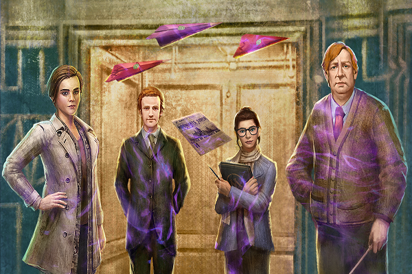 Harry potter wizards unite event