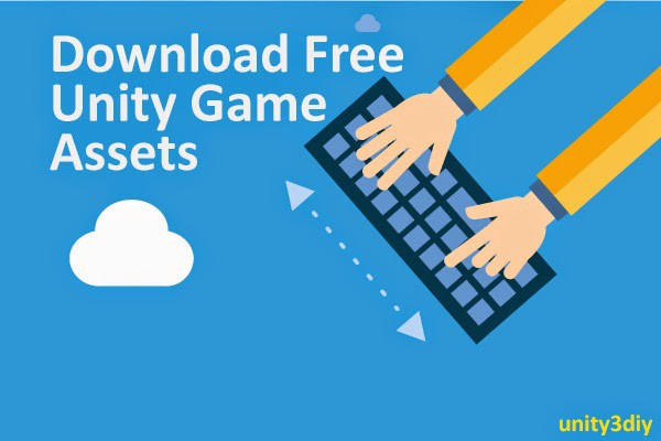 Free Unity Game Assets -The 54 Best Websites To Download