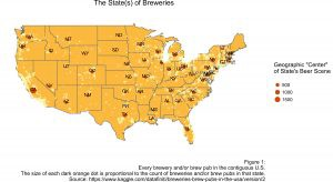A Beer Lover's BFF? An Introduction to Geospatial