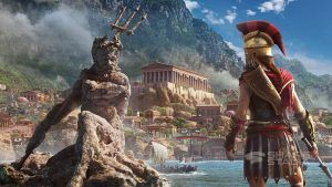 Google Stadia Games Assassin's Creed Odyssey