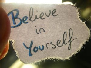 Greater Self Confidence