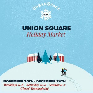 NYU Local's Guide To The Union Square Holiday Market