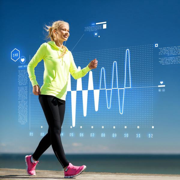 do you have to run fast to lose weight