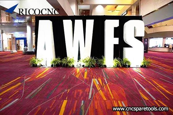 AWFS 2019 Woodworking Machinery Exhibition in the Las Vegas USA