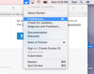 Local Kubernetes for Mac– MiniKube vs Docker Desktop